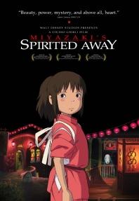 Spirited Away-poster
