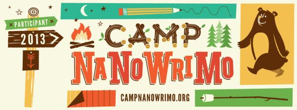 Camp NanoWriMo participant banner