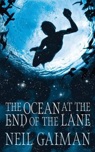 ocean at the end of the lane cover
