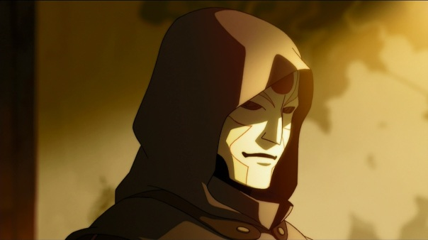 Amon. Fear him. Or, you know, forget all about him for an episode.
