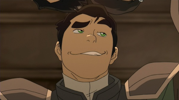 Bolin is so adorable.